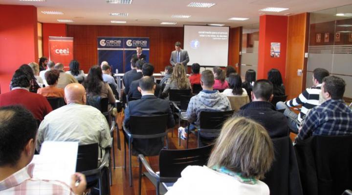 CEOE-CEPYME Guadalajara impulsa las redes sociales como canal de comunicación, en una nueva jornada