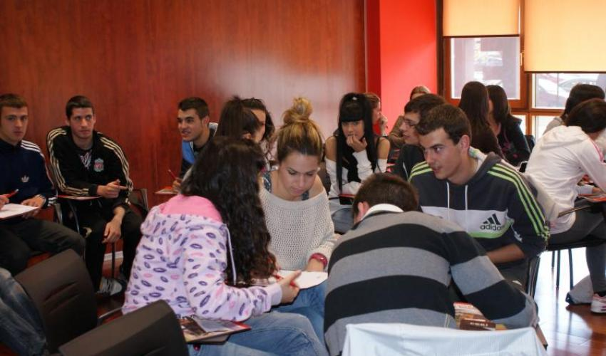 El CEEI de Guadalajara celebra su sexto taller para jóvenes emprendedores con el IES Brianda de Mendoza