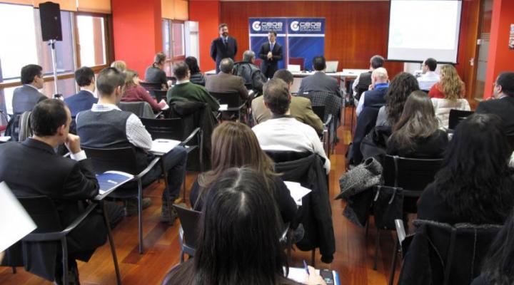 Gran éxito de participación en la jornada de CEOE-CEPYME Guadalajara de dirección comercial