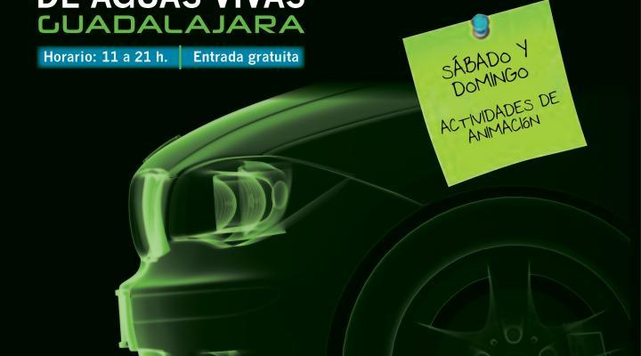 El IV Salón del Automóvil de Guadalajara abrirá sus puertas del jueves 15 al domingo 18 de noviembre