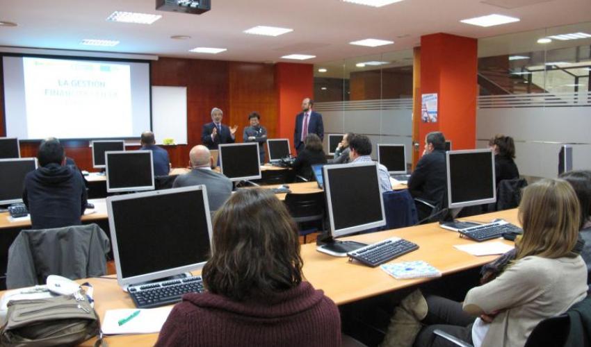 El CEEI de Guadalajara inaugura un curso de gestión financiera en empresas de la plataforma Yoquieroamipyme