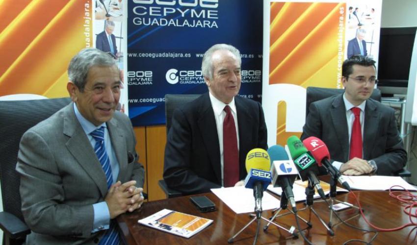 CEOE-CEPYME Guadalajara presenta los cursos de alta dirección del Centro de Estudios Superiores Empresariales