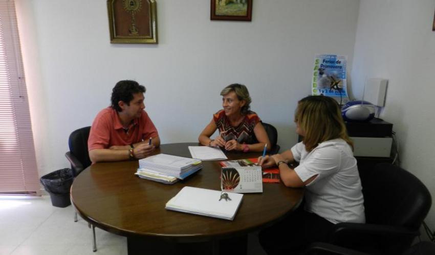 Los primeros emprendedores de la provincia reciben asesoramiento del CEEI Guadalajara