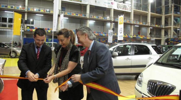 Gran oferta de vehículos en el 4º Salón del Automóvil de Guadalajara