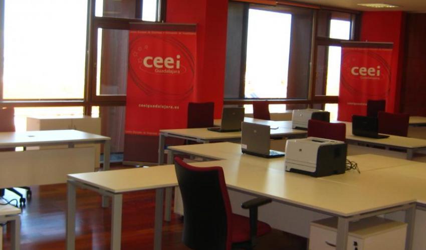 El CEEI amplia el espacio dedicado al coworking para emprendedores
