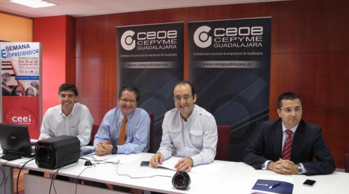 20 empresarios se informan de las posibilidades de negocio en México