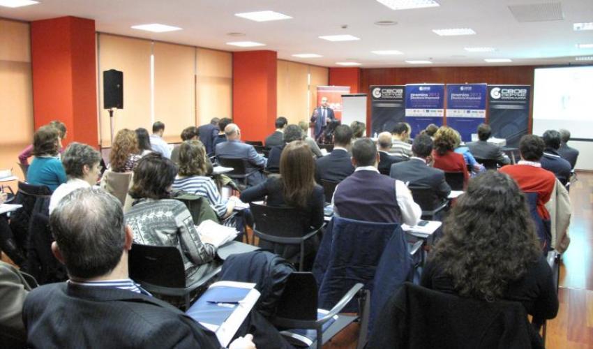 El Coaching inaugura con éxito la primera jornada del congreso empresarial de CEOE-CEPYME Guadalajara