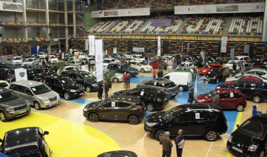 Éxito del 4º Salón del Automóvil con un saldo de 43 vehículos vendidos y un gran número de contactos comerciales