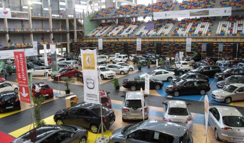 El III Salón del Automóvil finaliza con 35 vehículos vendidos