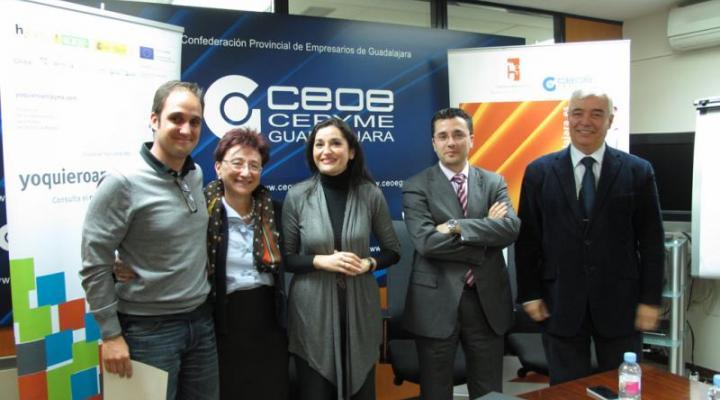CEOE-CEPYME Guadalajara clausura el curso de gestión financiera de la plataforma yoquieroamipyme