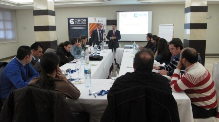 El coaching de equipos centra un nuevo curso del Centro de Estudios Superiores Empresariales de CEOE-CEPYME Guadalajara