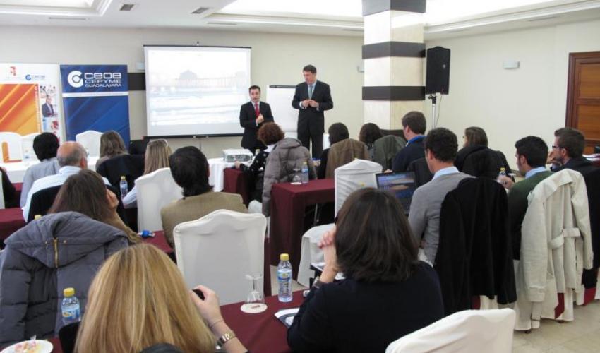 El liderazgo y la motivación centran un nuevo curso del Centro de Estudios Superiores Empresariales de CEOE-CEPYME Guadalajara