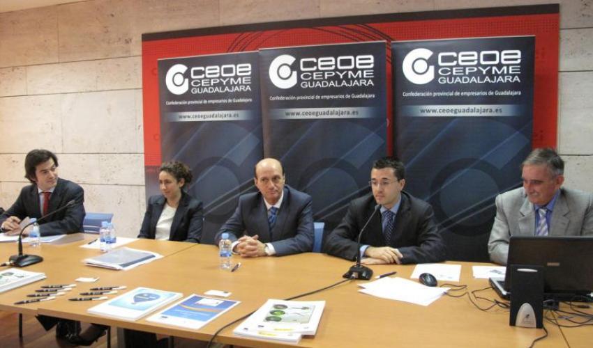 CEOE-CEPYME Guadalajara informa a los empresarios de Guadalajara sobre la reducción de cargas administrativas en las empresas