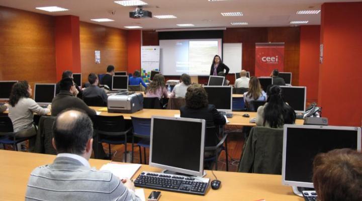 Emprendedores en el desierto, un nuevo ciclo de talleres en el CEEI de Guadalajara