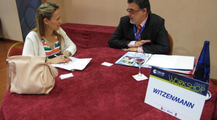 Comienzan los primeros contactos comerciales del primer workshop de la provincia de Guadalajara