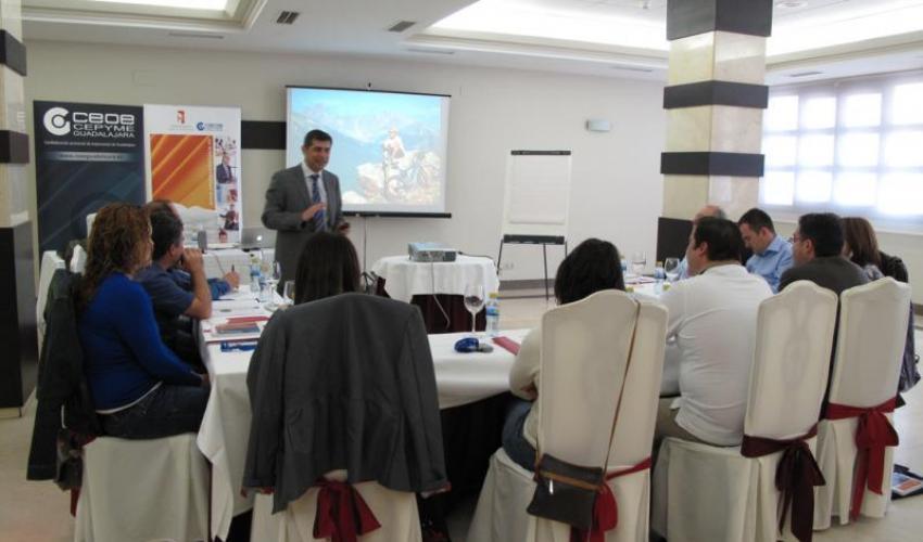 El Centro de Estudios Superiores Empresariales de CEOE-CEPYME Guadalajara finaliza con gran éxito su programación del primer semestre