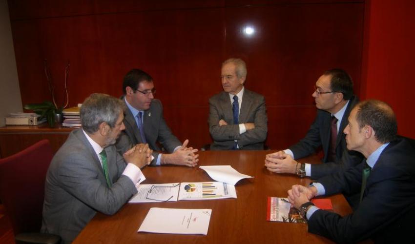 CEOE Cuenca conoce el modelo de CEEI Guadalajara