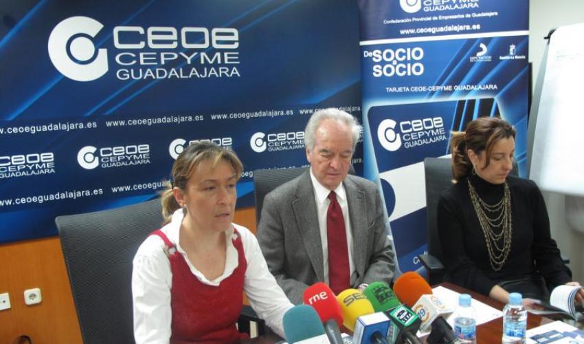 CEOE-CEPYME Guadalajara presenta la sexta edición de la guía de empresas de socio a socio