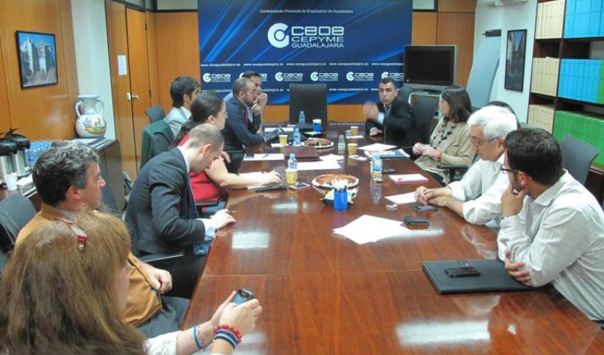 GuadaNetWork comienza sus reuniones con el objetivo de acercar personas y unir proyectos