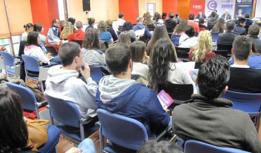Arranca 'Guadalajara Emprende', un encuentro para emprendedores organizado por la Diputación