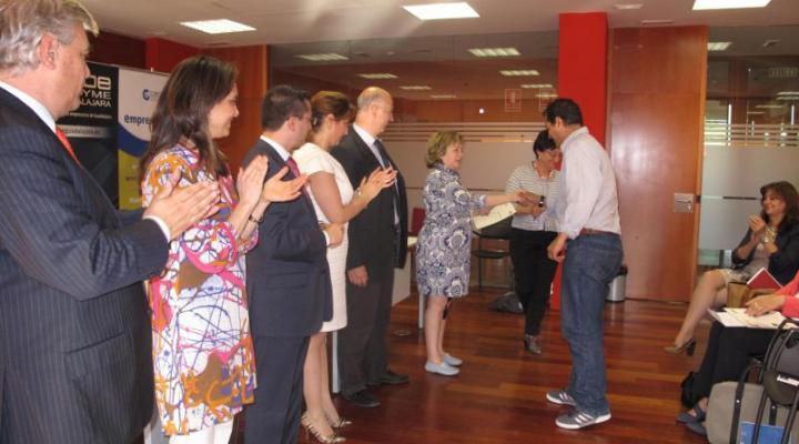 CEOE-CEPYME Guadalajara y el CEEI alcarreño clausuran los cursos de comunicación y marketing y gestión financiera de la plataforma Yoquieroamipyme