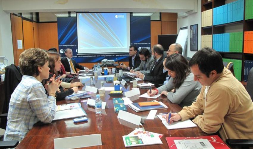 CEOE-CEPYME Guadalajara acoge la tercera reunión de GuadaNetWork