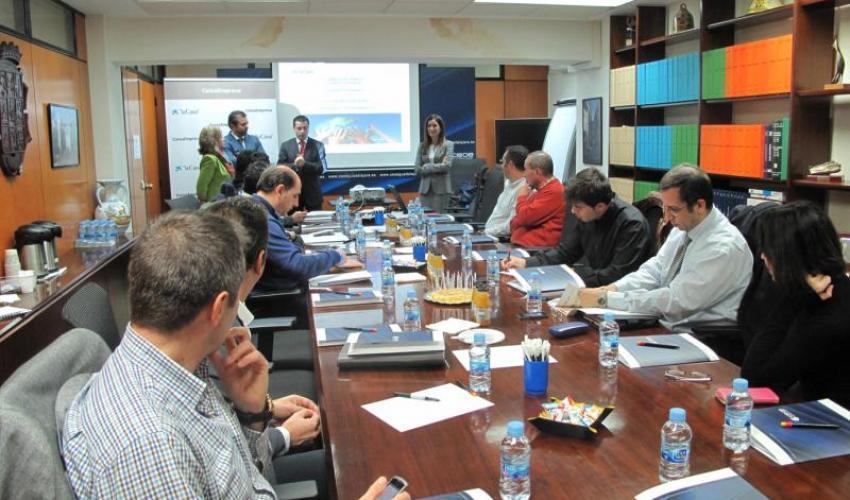 Los créditos documentarios centran una nueva jornada de comercio exterior organizada por CEOE-CEPYME Guadalajara