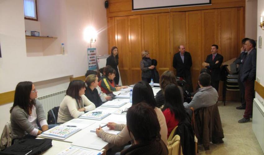 Comienza en Sigüenza el curso de atención sociosanitaria a personas dependientes en instituciones sociales