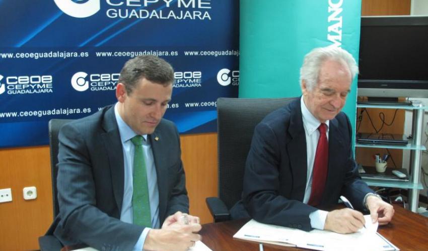 Caja Rural Castilla-La Mancha inyecta 30 millones para dar créditos a los empresarios de Guadalajara