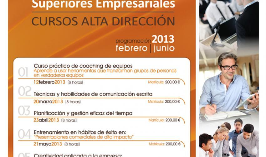 CEOE-CEPYME Guadalajara presenta los cursos de alta dirección del Centro de Estudios Superiores Empresariales para el primer semestre del año