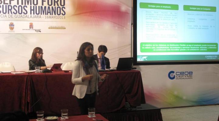 CEOE-CEPYME Guadalajara celebra con gran éxito de participación su 7º Foro de Recursos Humanos de la provincia de Guadalajara