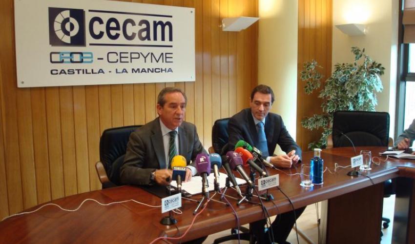 Los premios empresariales CECAM alcanzan su décima edición el próximo 30 de octubre
