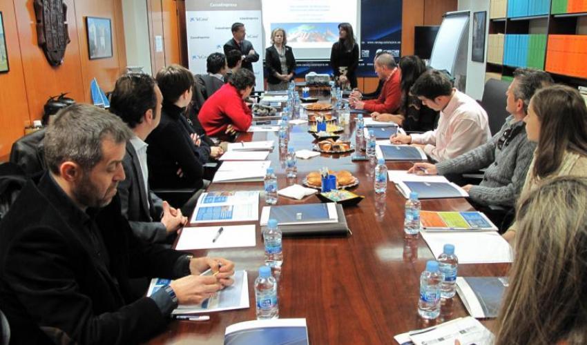 Las herramientas de apoyo para las operaciones internacionales cierran un nuevo ciclo de comercio exterior organizado por CEOE-CEPYME Guadalajara