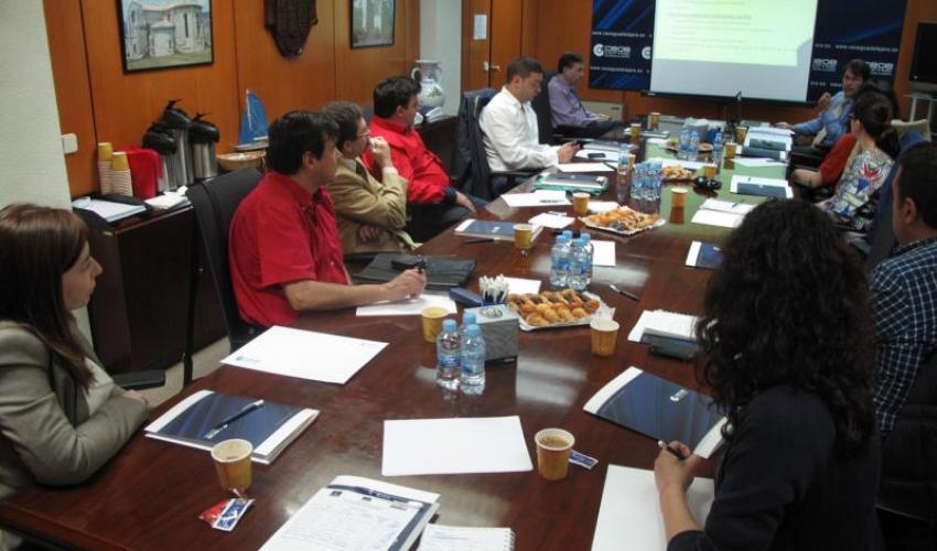 El tercer desayuno de trabajo de CEOE-CEPYME Guadalajara con los directores de recursos humanos se centra en los permisos retribuidos