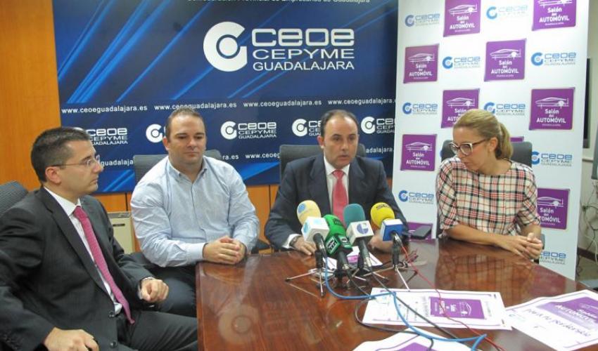 Guadalajara tendrá su 5º salón del automóvil del 24 al 27 de octubre