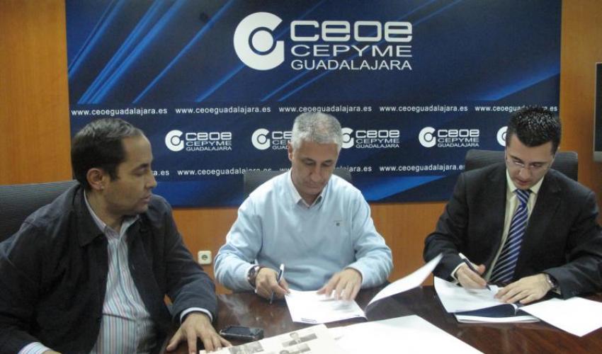 BP renueva su oferta en el proyecto de Socio a Socio de CEOE-CEPYME Guadalajara