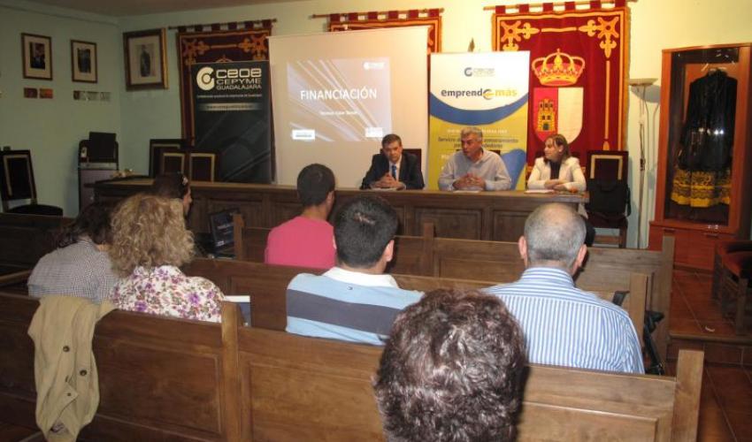 Emprende+más y su ciclo de jornadas por toda la provincia llegan a Mondejar