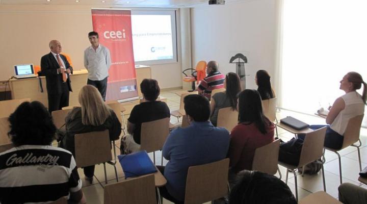 El CEEI de Guadalajara organiza una nueva jornada de coaching para emprendedores orientados al autoempleo en El Casar