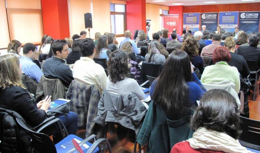 """Pedro García aguado """"hermano mayor"""" inaugura las jornadas del 10º congreso empresarial de CEOE-CEPYME Guadalajara"""
