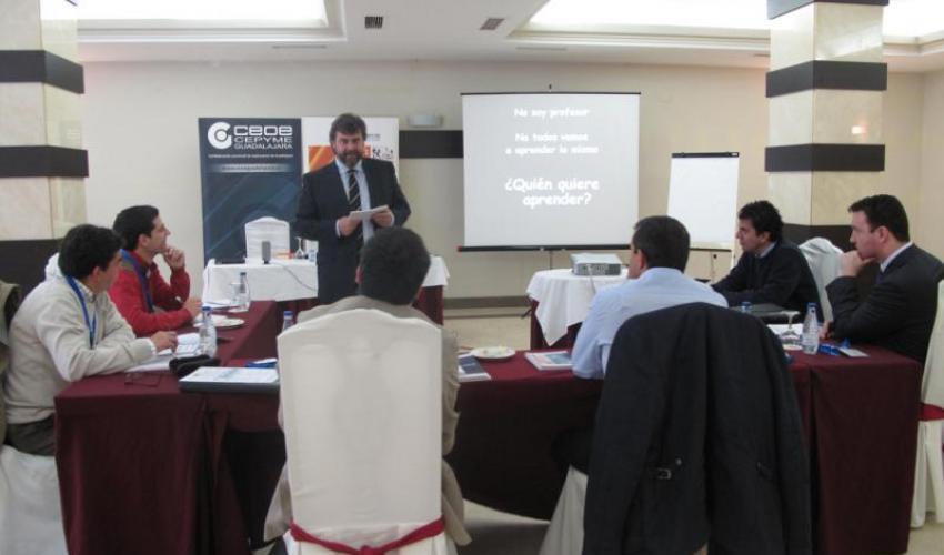 Las presentaciones comerciales de alto impacto centran un nuevo curso del Centro de Estudios Superiores Empresariales de CEOE-CEPYME Guadalajara