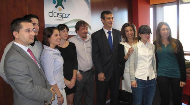 126 jóvenes de Guadalajara realizan prácticas en 97 empresas a través del  Plan de Empleo del Ayuntamiento
