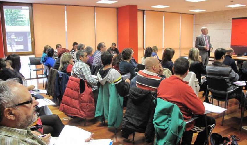 El CEEI de Guadalajara celebra dos nuevas jornadas para los alumnos de los talleres de empleo