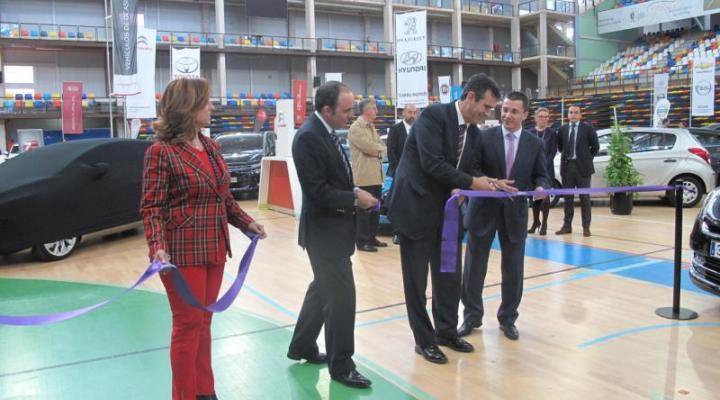 Gran oferta de vehículos en el V Salón del Automóvil de Guadalajara