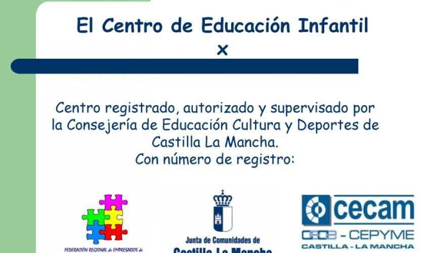 La asociación de guarderías de CEOE-CEPYME Guadalajara identificará a sus asociados con una placa identificativa