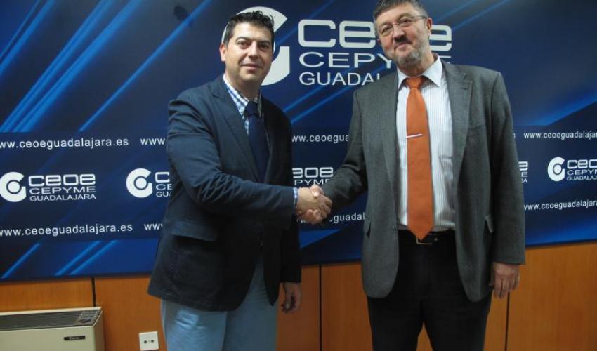 Francisco Bonilla, nuevo presidente de APETI Guadalajara