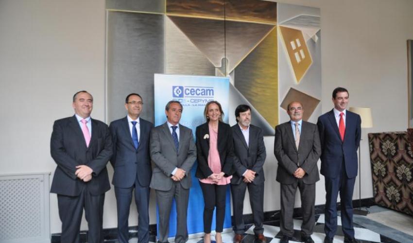 Ángel Nicolás, reelegido nuevo presidente de CECAM