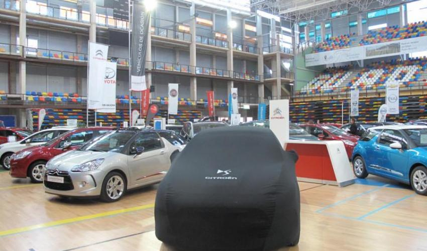 El V Salón del Automóvil termina con un saldo de 61 vehículos vendidos