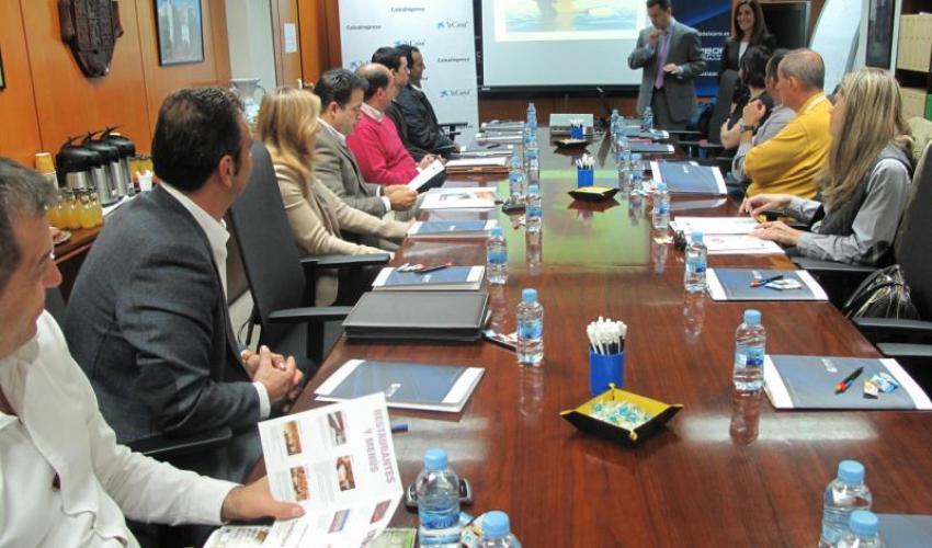La financiación internacional centra una nueva jornada de comercio exterior organizada por CEOE-CEPYME Guadalajara