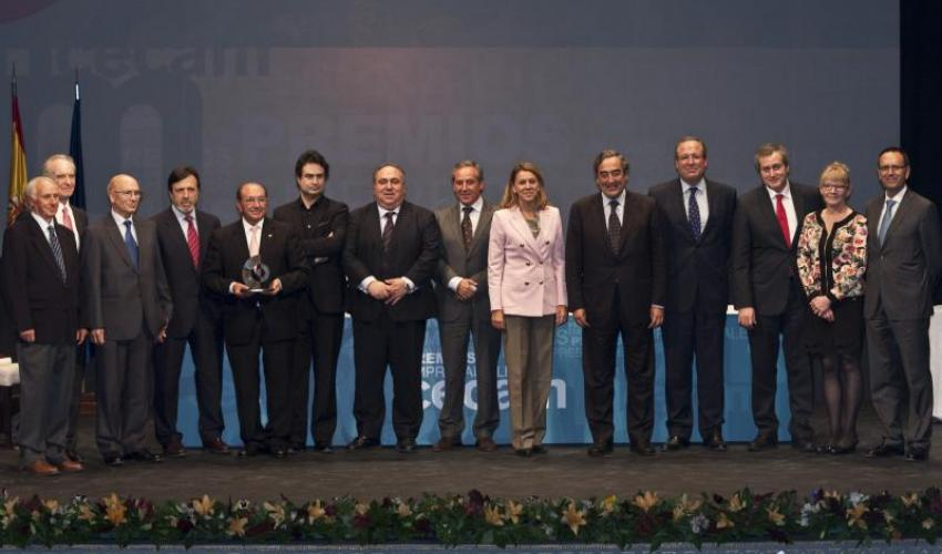 Los premios empresariales CECAM alcanzan su décima edición reconociendo el papel del empresario en Castilla-La Mancha
