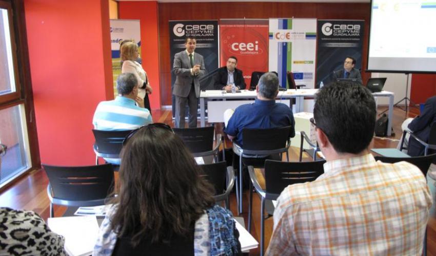 El CdE de Guadalajara analiza las posibilidades que ofrecen las herramientas de gestión empresarial